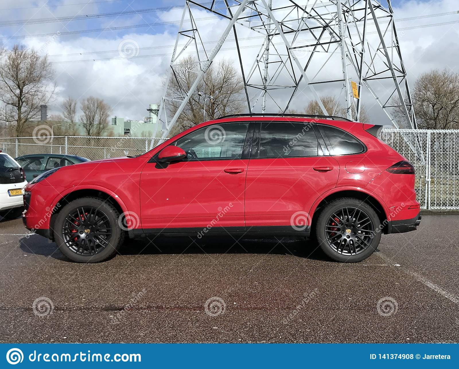 183 Red Porsche Cayenne Photos Free Royalty Free Stock Photos From Dreamstime