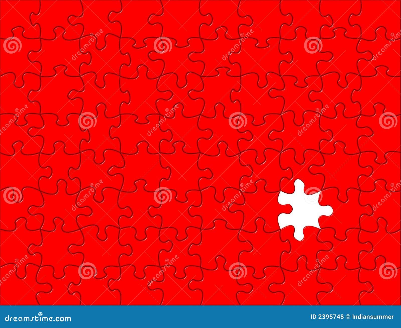 red puzzle background stock illustration illustration of