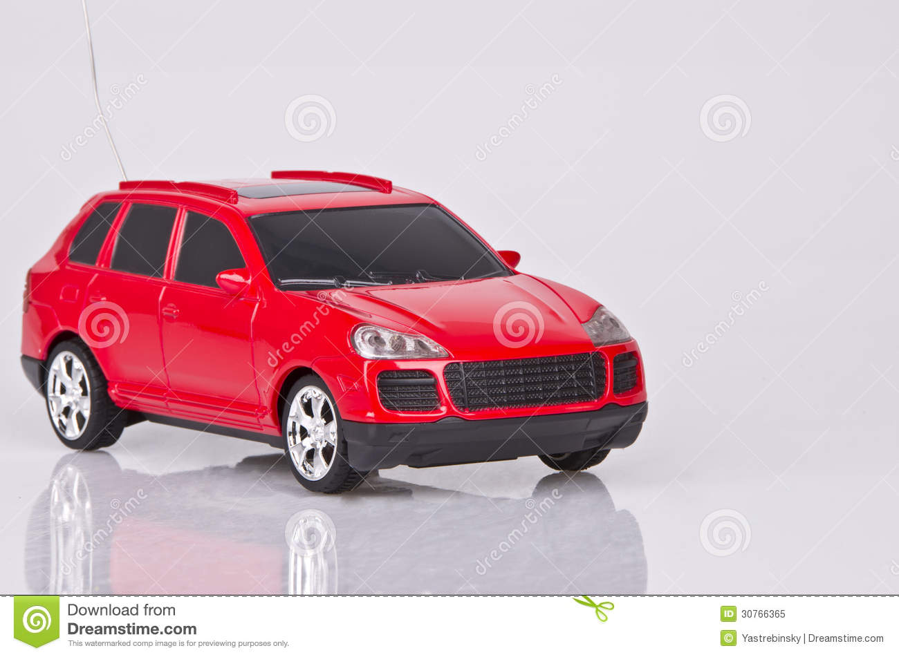 Download Red radio control car stock image. Image of button, electronic - 30766365