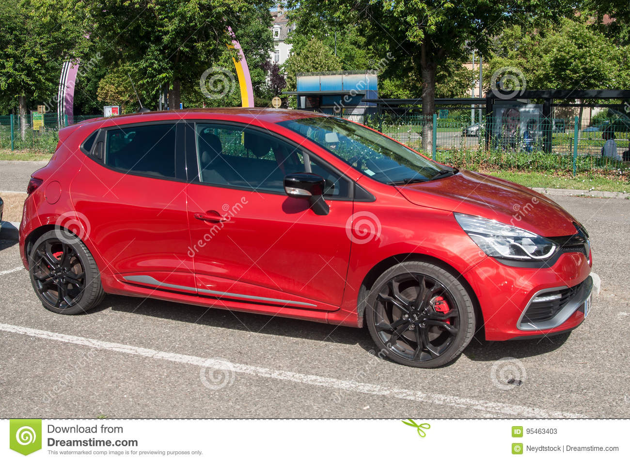 477 Renault Clio Sport Photos Free Royalty Free Stock Photos From Dreamstime
