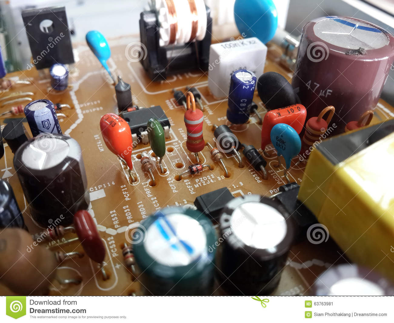 Simple Circuit With Resistor Super Simple Analog Timing