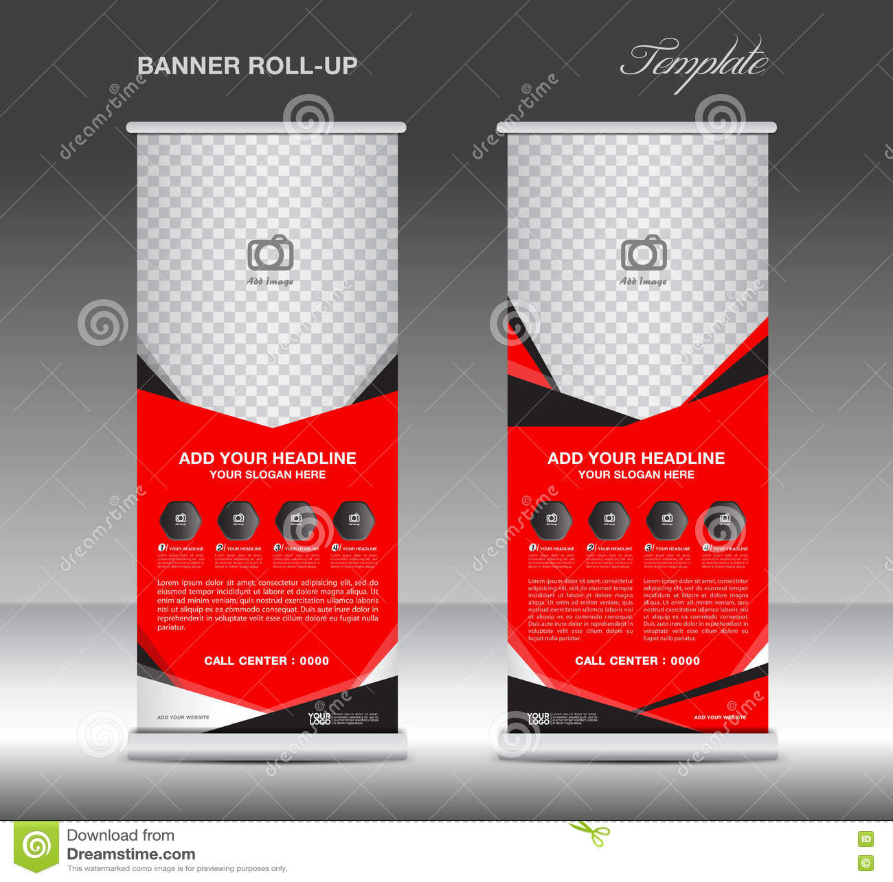 advertisement flyer template awesome flier or flyer templates red roll up banner template advertisement stand poster stock vector