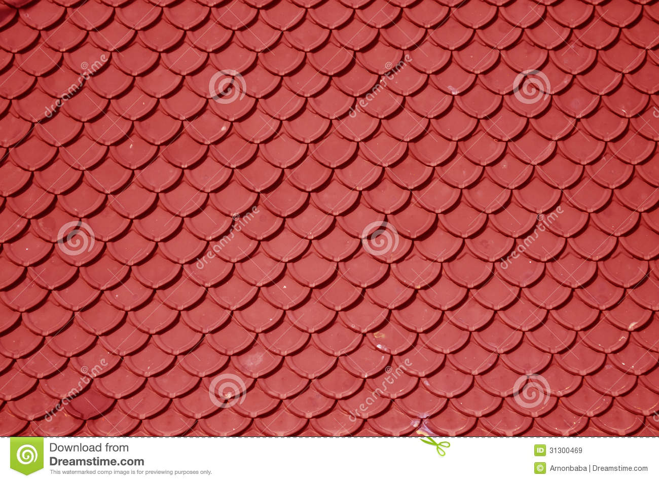Red Roof Royalty Free Stock Images Image 31300469