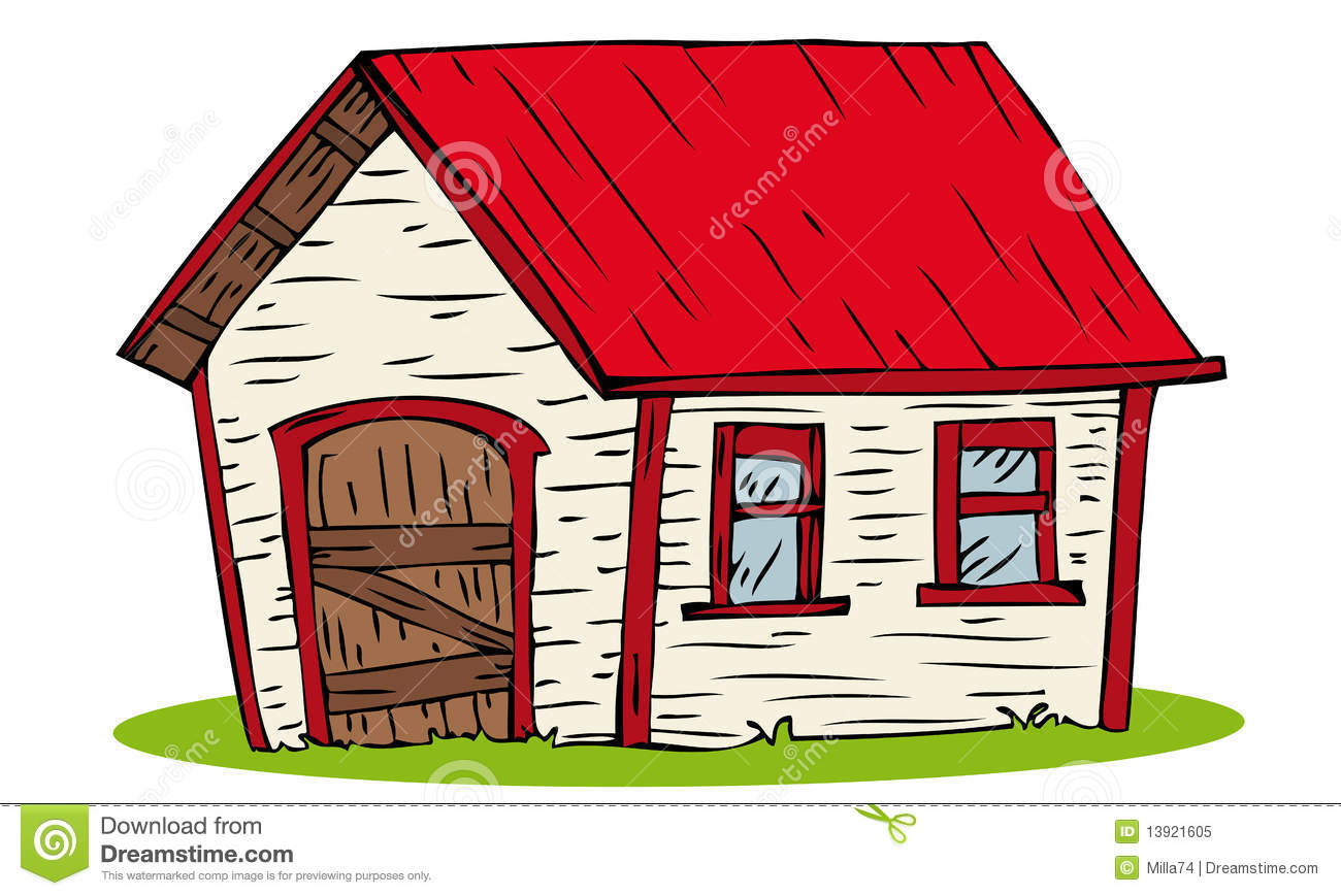 Red Roof House Royalty Free Stock Photo Image 13921605