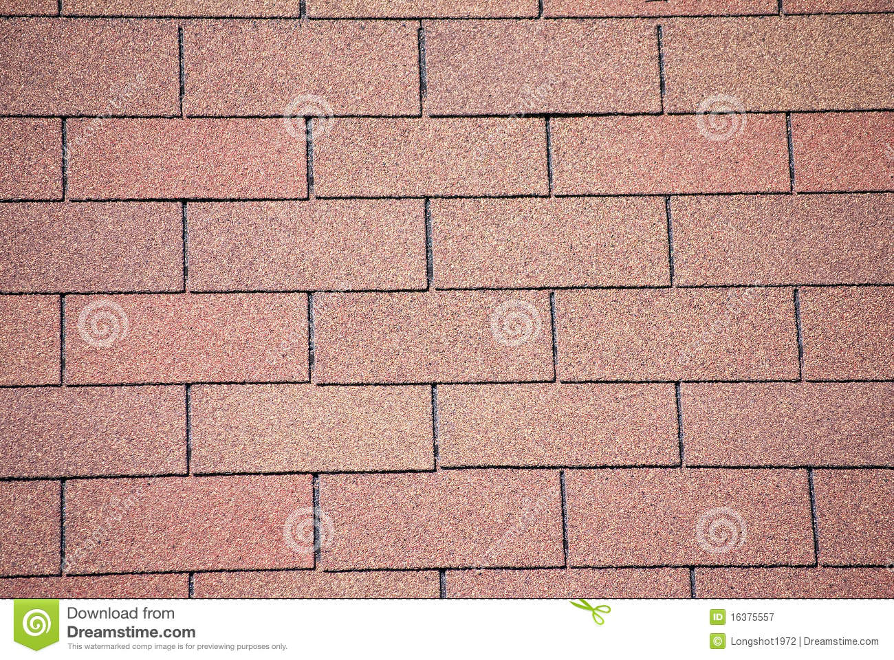 Red Roof Shingles Stock Image Image Of Close Grid Cover