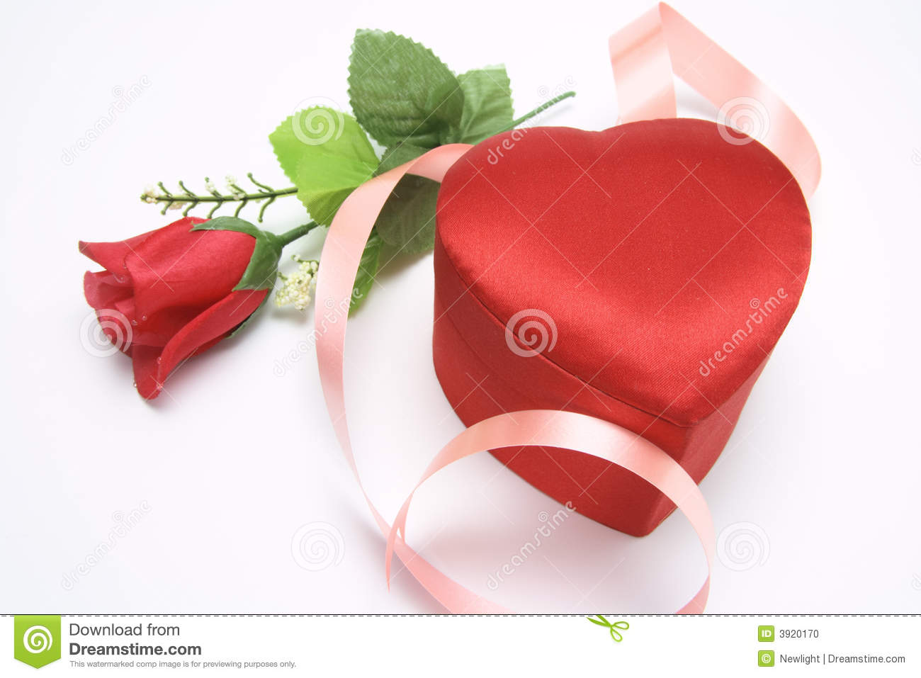 Red rose and gift box stock photo image of shape shaped 3920170 royalty free stock photo negle Image collections