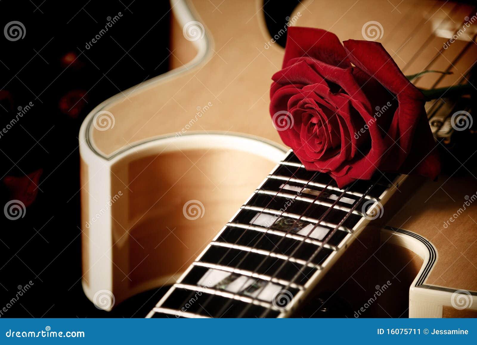 Красивые открытки с гитарой
