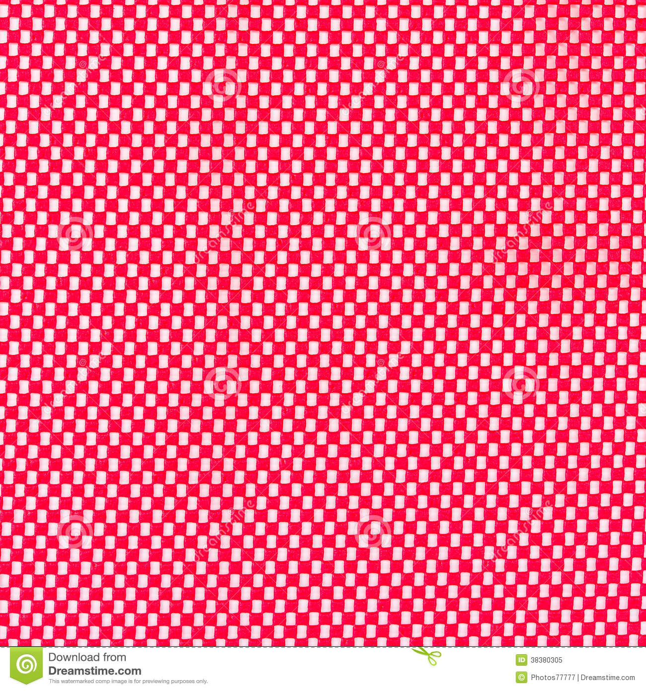 Red Rubber Mesh Stock Image Image Of Rough Design