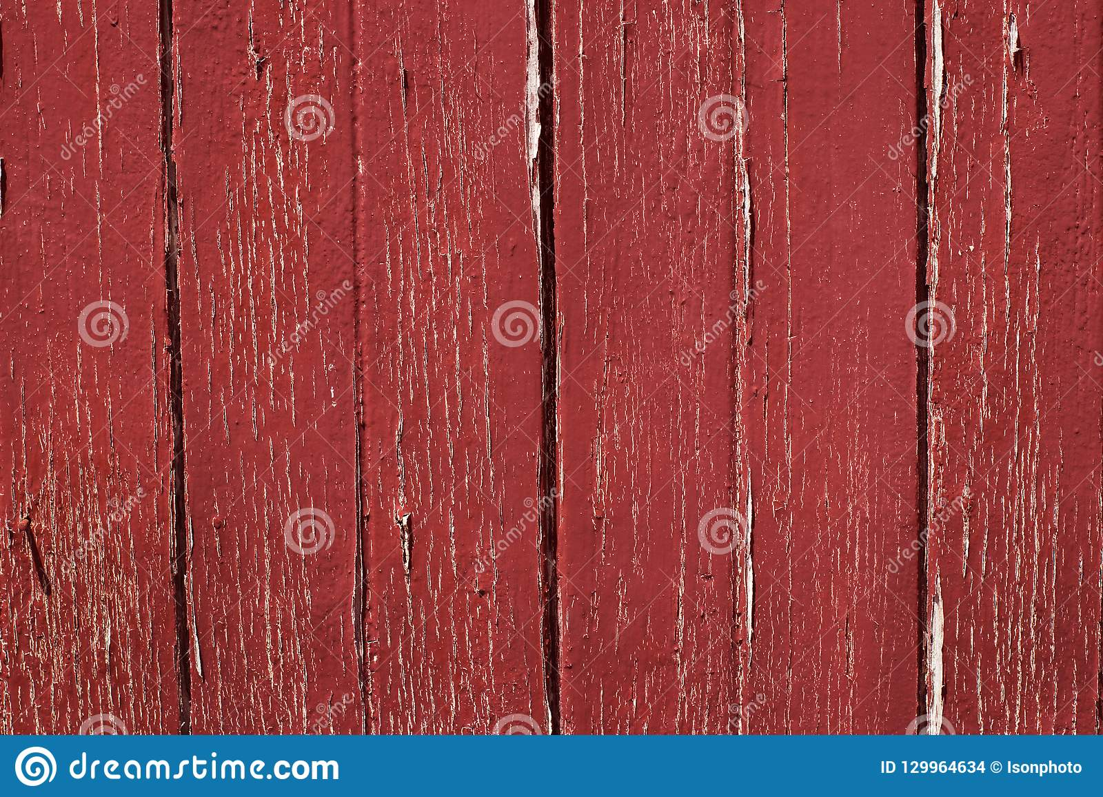 Red rustic background