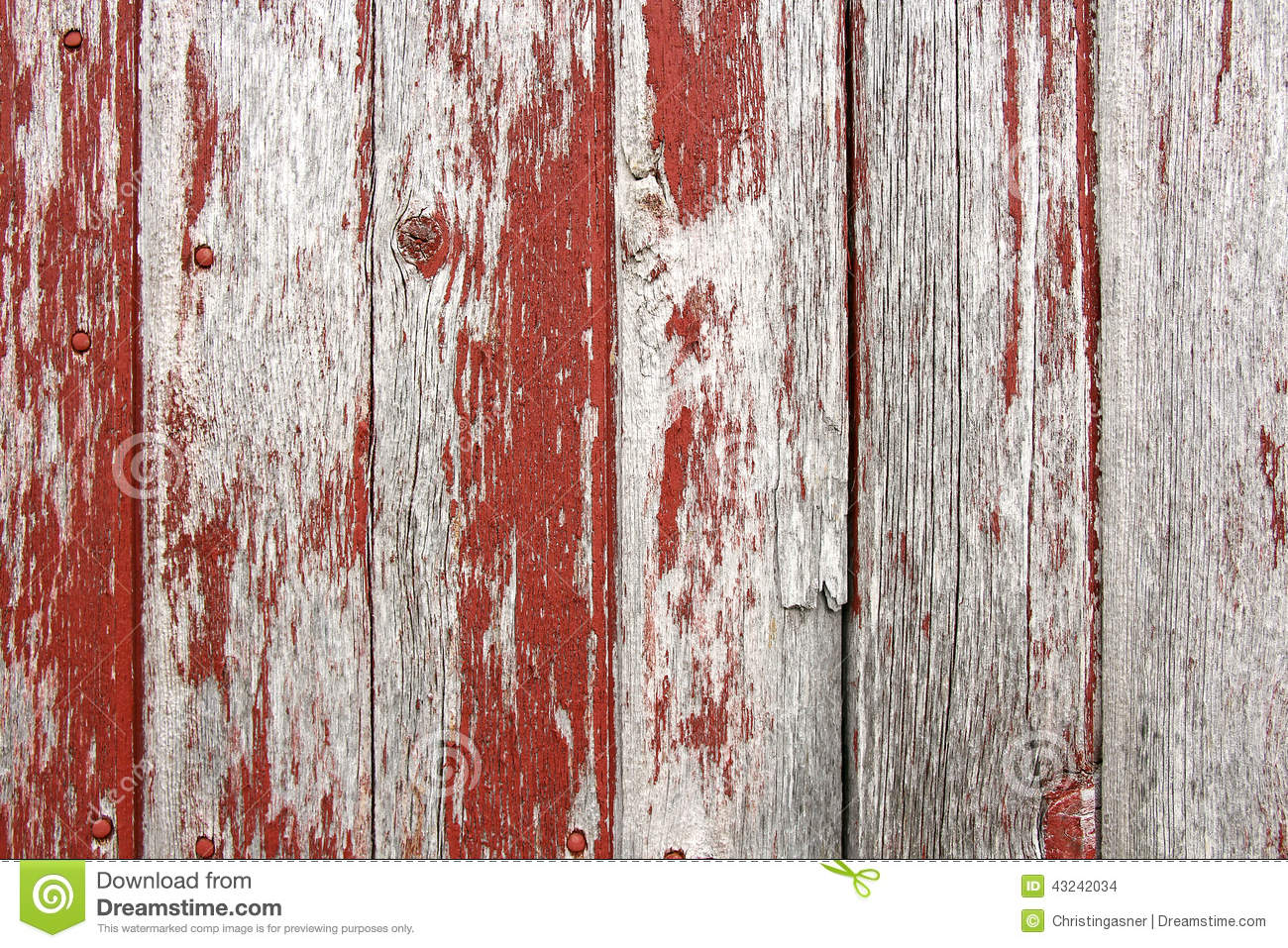 red rustic barn wood background stock photo image 43242034. Black Bedroom Furniture Sets. Home Design Ideas