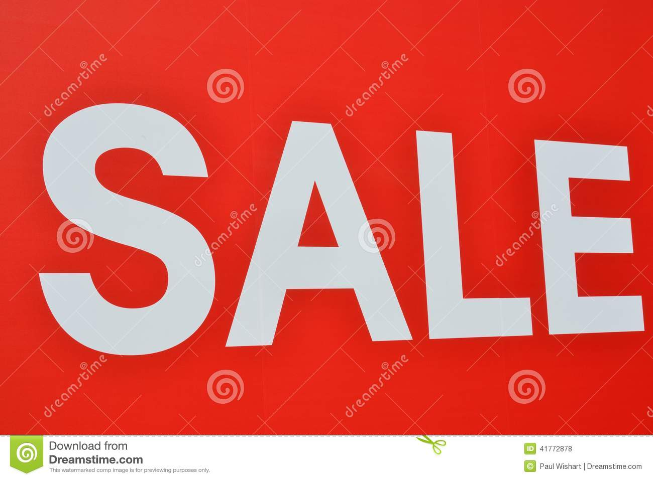 red sale sign stock photo  image of background  retail