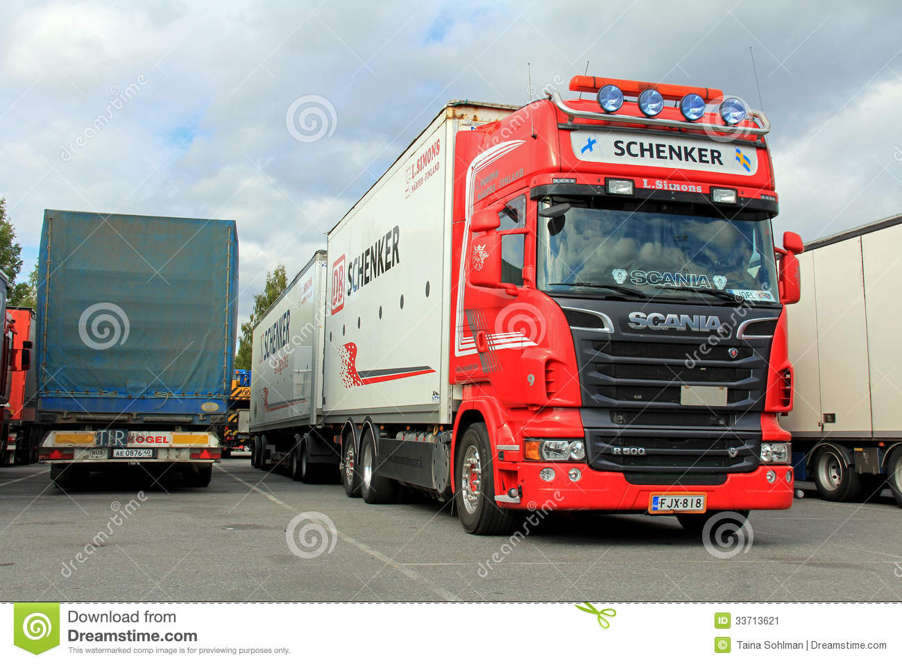 SEMI truck tractor trailer transport big rig transportation lorry vehicle together with Dry Vans further atlasterminal furthermore M in addition Stock Image Red Scania R V Db Schenker Trailer Turku Finland September Truck September Turku Finland Land Transport Image33713621. on international semi tractor trailer