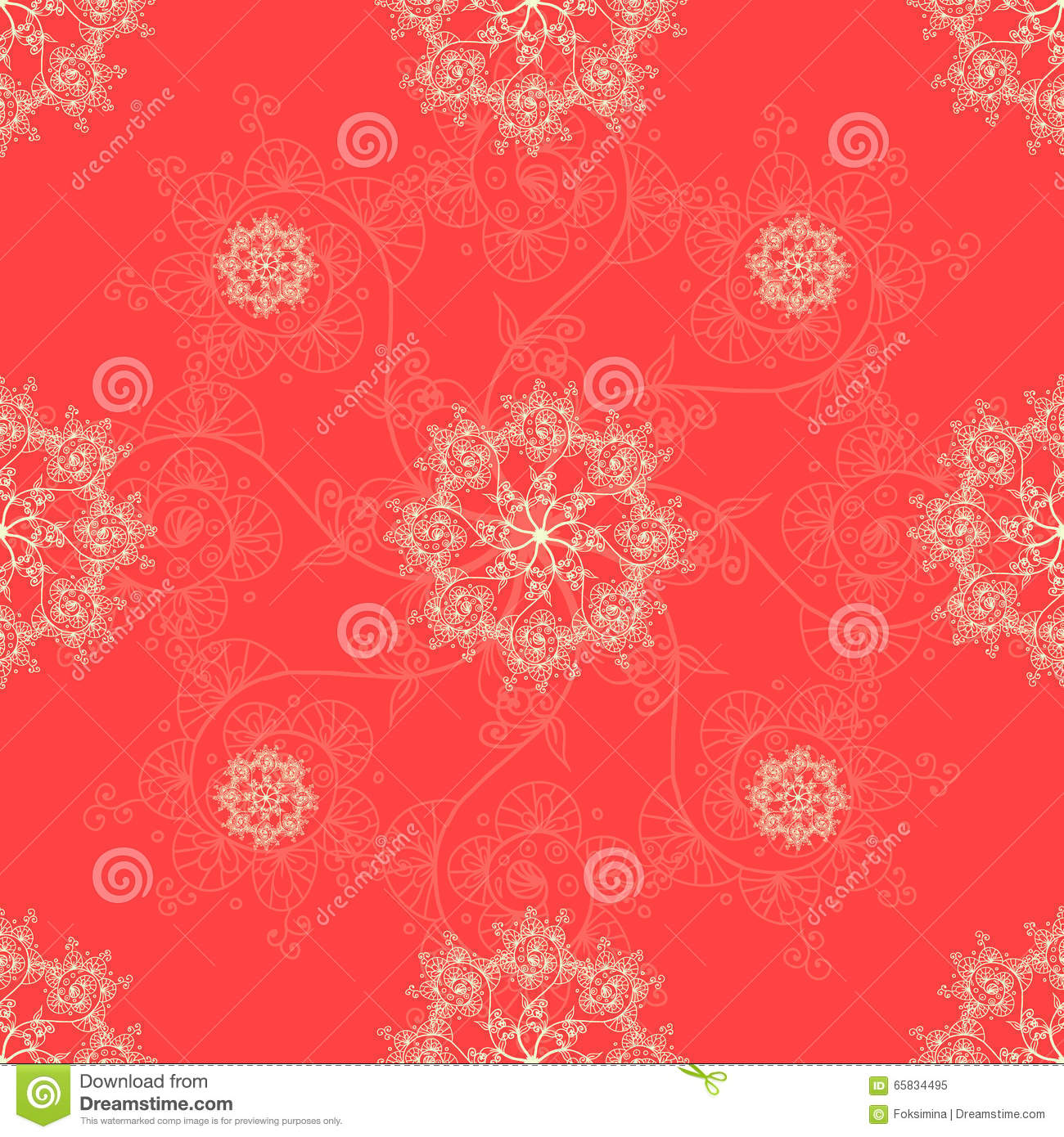 Abstract Beauty Christmas Invitation Background Vector