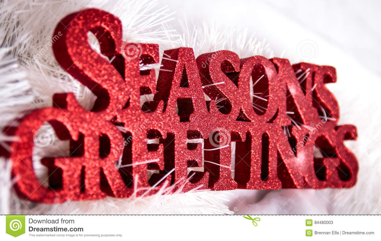 Red seasons greetings sign for christmas stock image image of download red seasons greetings sign for christmas stock image image of holiday party m4hsunfo