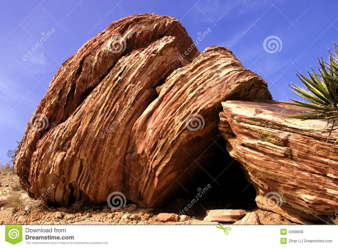 Red Shale Stone : Red shale royalty free stock photos image