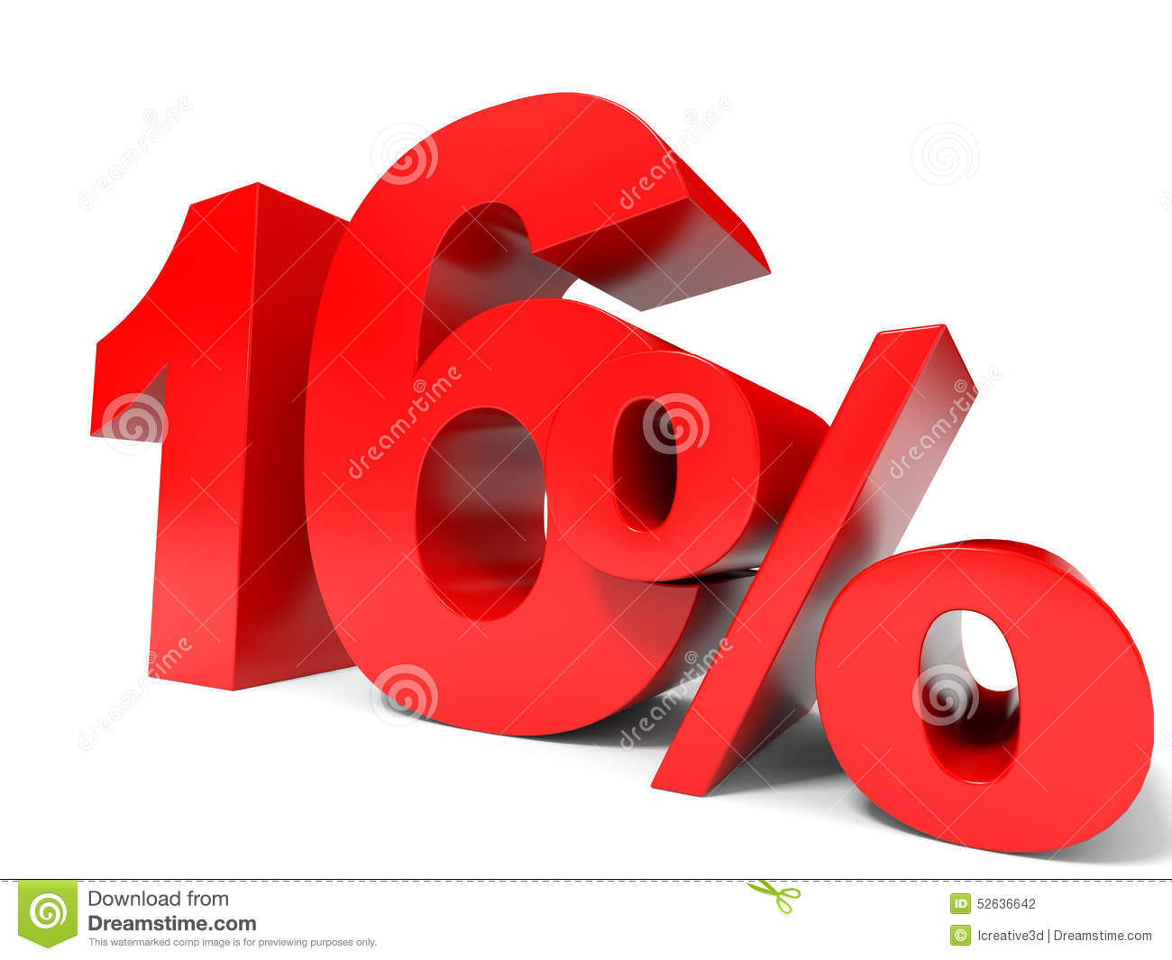 how to get the number from a percentage
