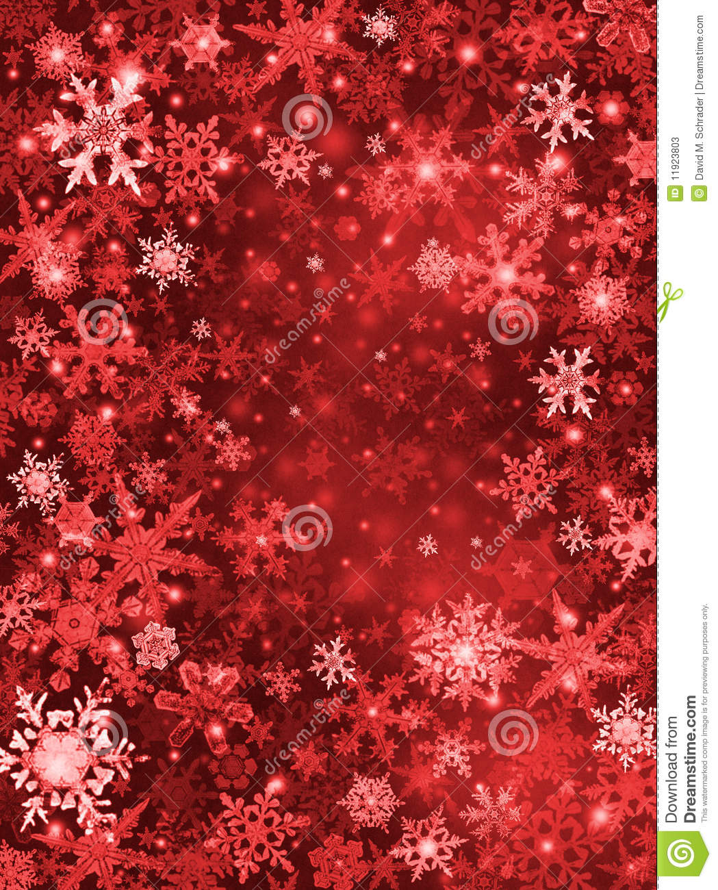 red snow christmas background - photo #18