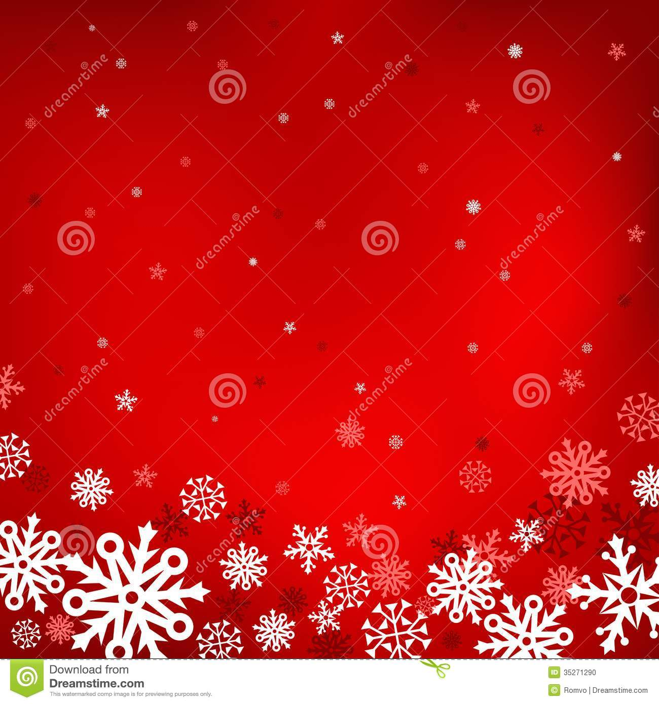 red snow christmas background - photo #19