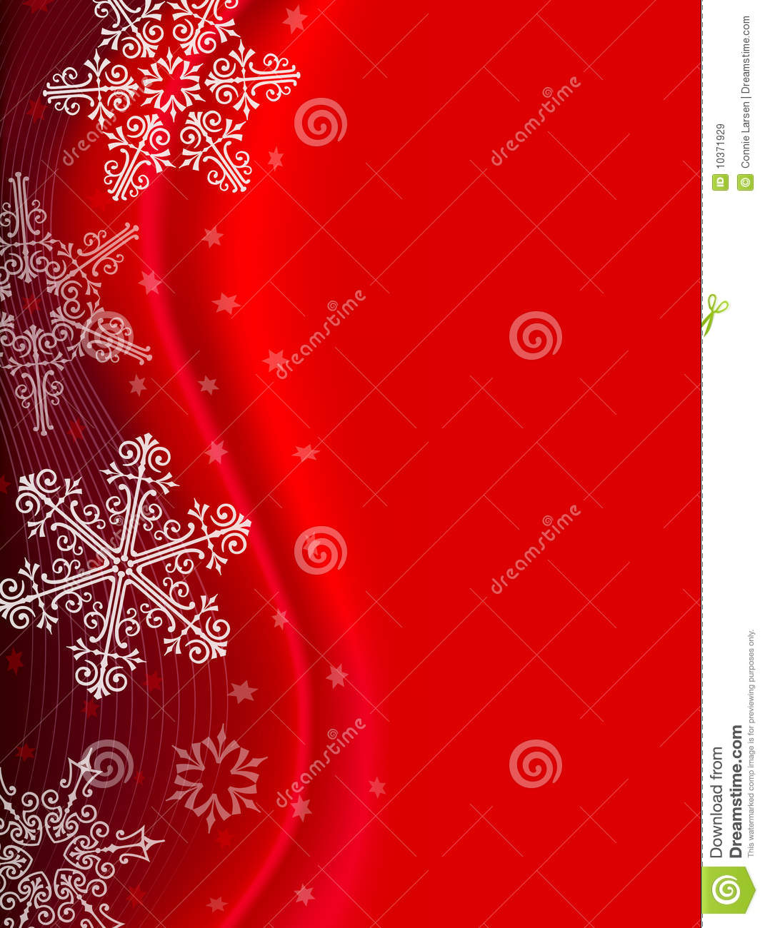 Red Snowflake Background Royalty Free Stock Images - Image ...
