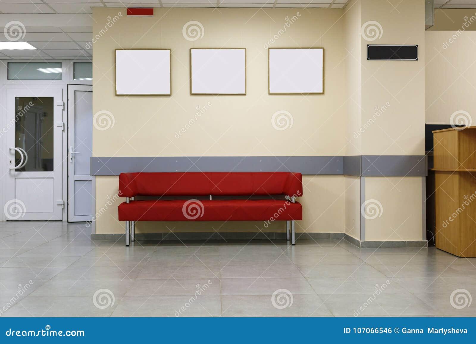 Surprising Style Minimalism Red Sofa Interior Design Office Empty Cjindustries Chair Design For Home Cjindustriesco