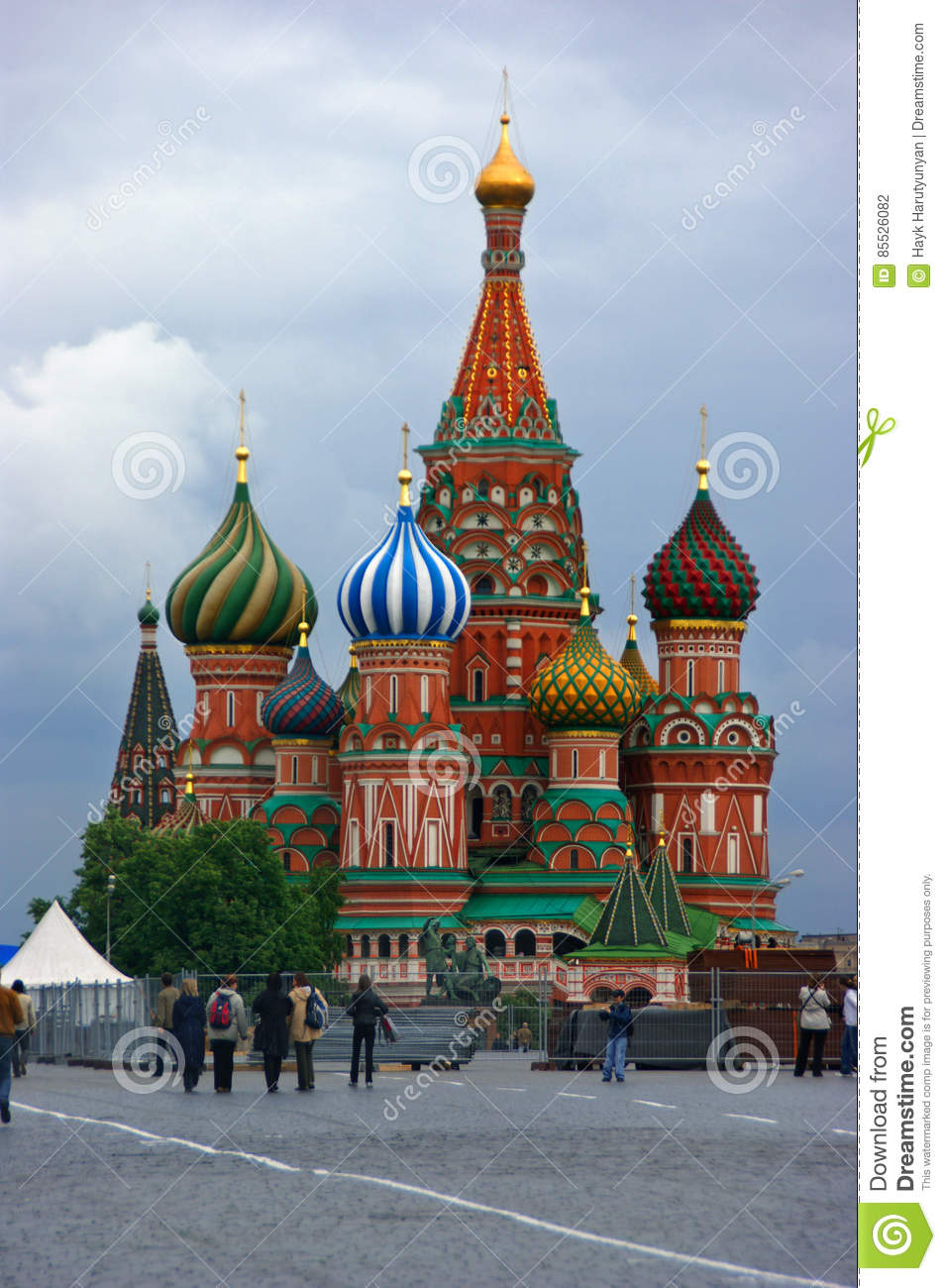 Red Square,Moscow,Russia