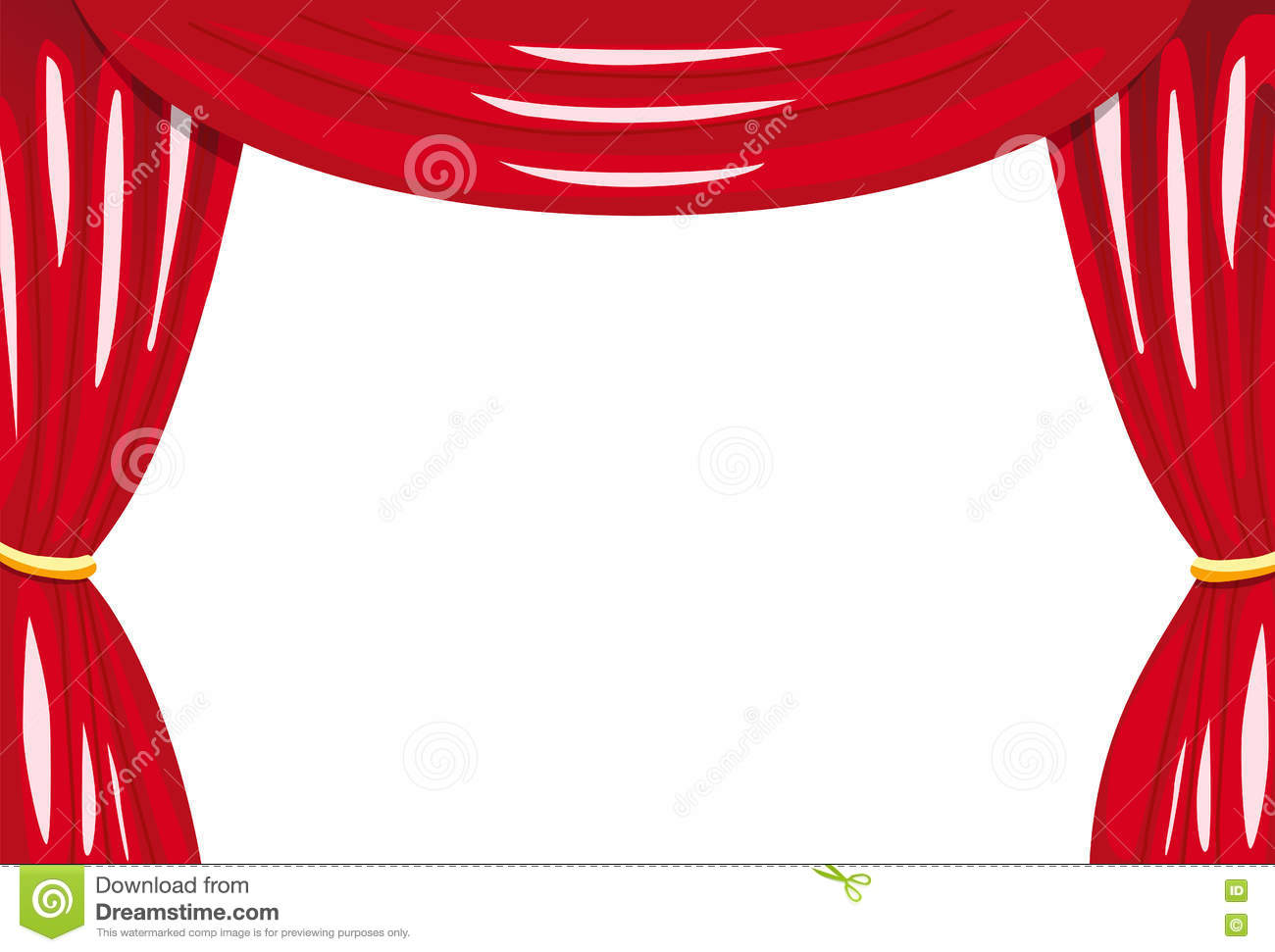 Open theater drapes or stage curtains royalty free stock image image - Royalty Free Vector Curtains Open Red Stage White Drapes Retro Curtain Theater