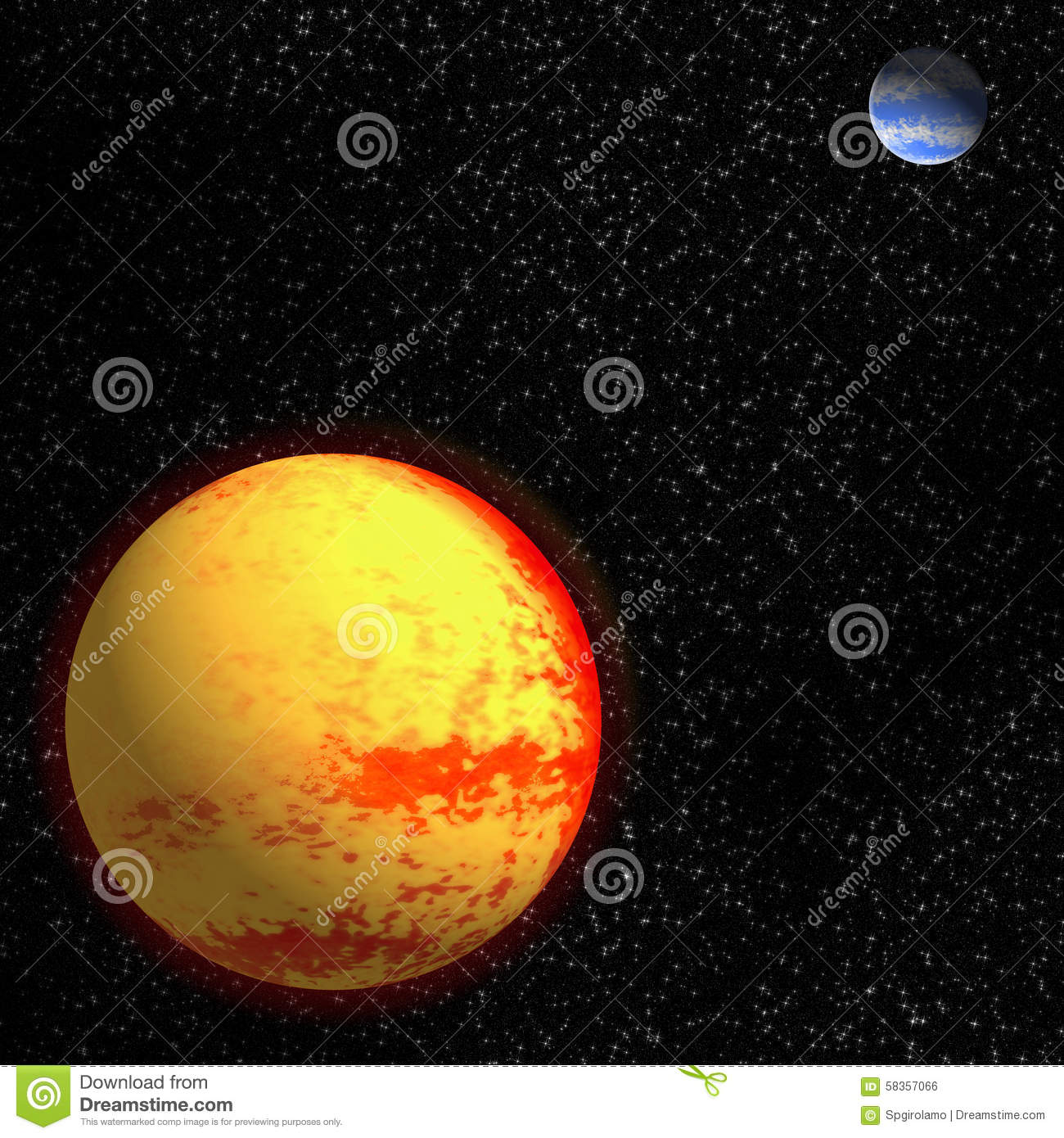 red star planet - photo #5