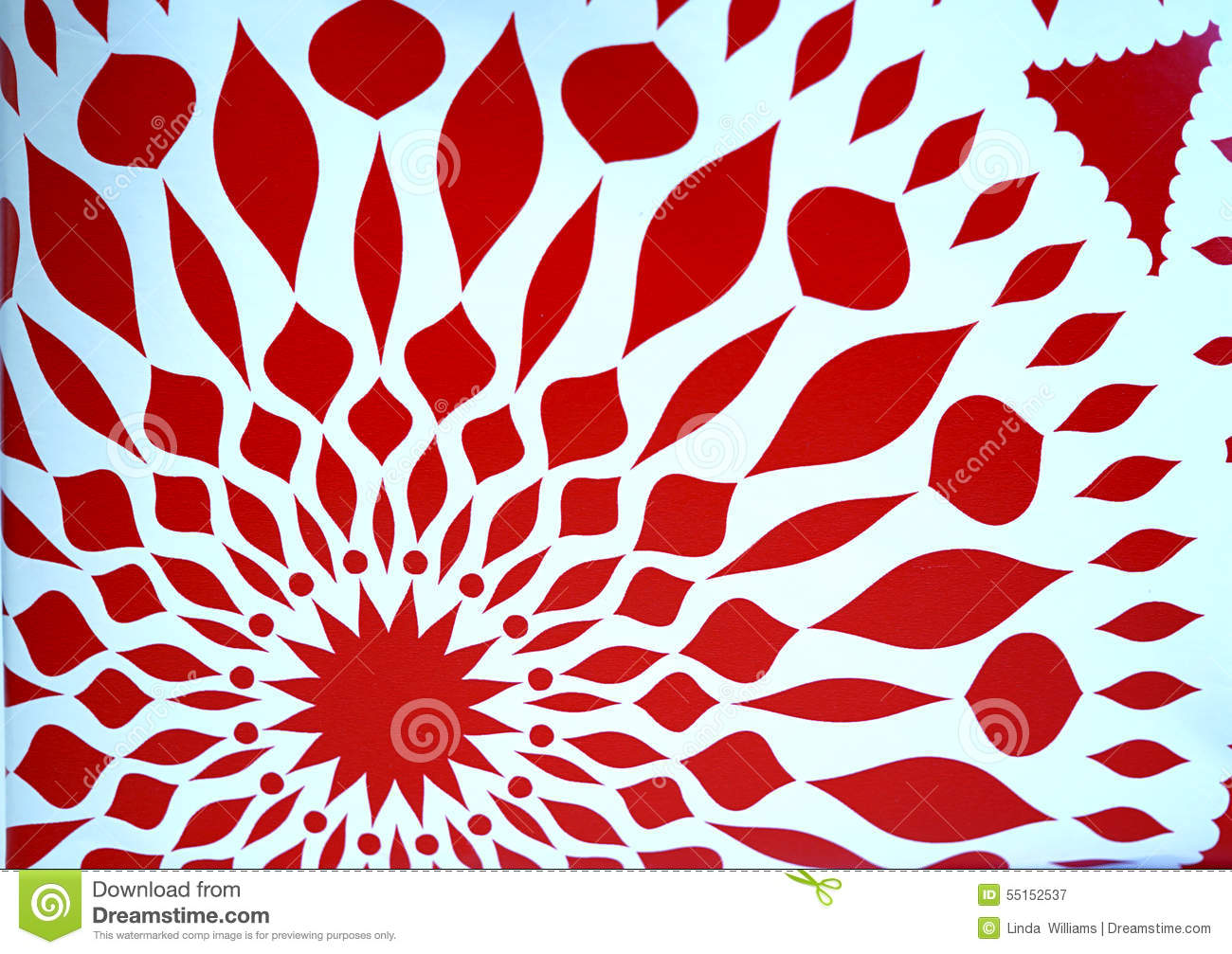 Red star symmetry abstract