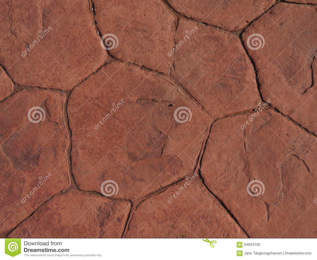 Red Stone Texture : Red stone floor texture stock photo image