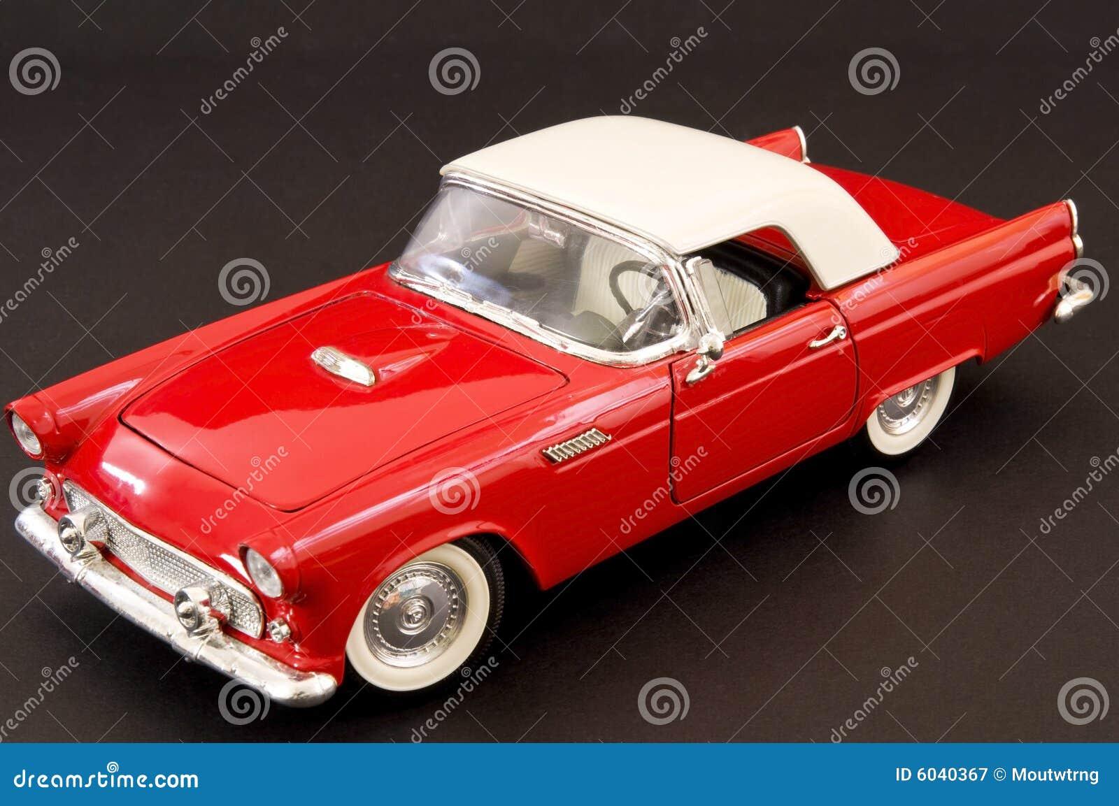 Red Stylish Classic Muscle Car Stock Image Image Of Hemi