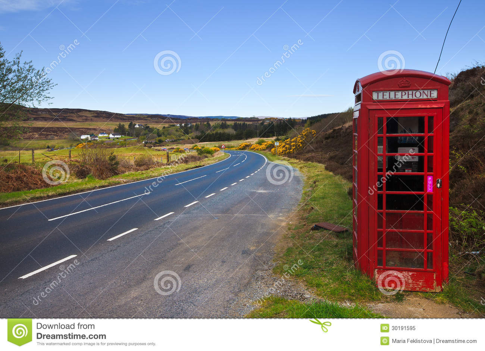 Communication is everywhere, Isle of Skye, UK
