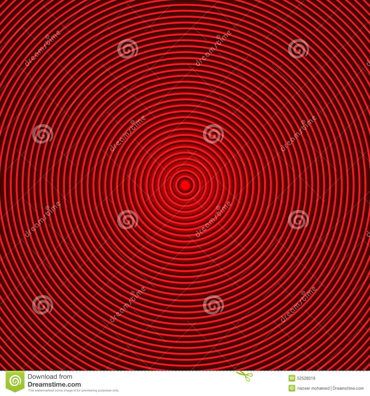 Red texture background, abstract vector