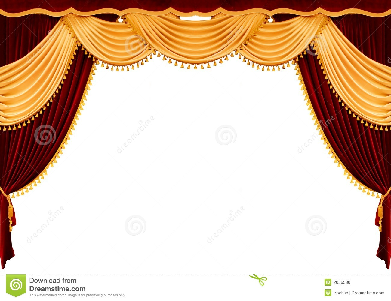 Red theater curtain stock photo. Image of celebrity, music - 2056580 for Red Curtain Background Powerpoint  570bof