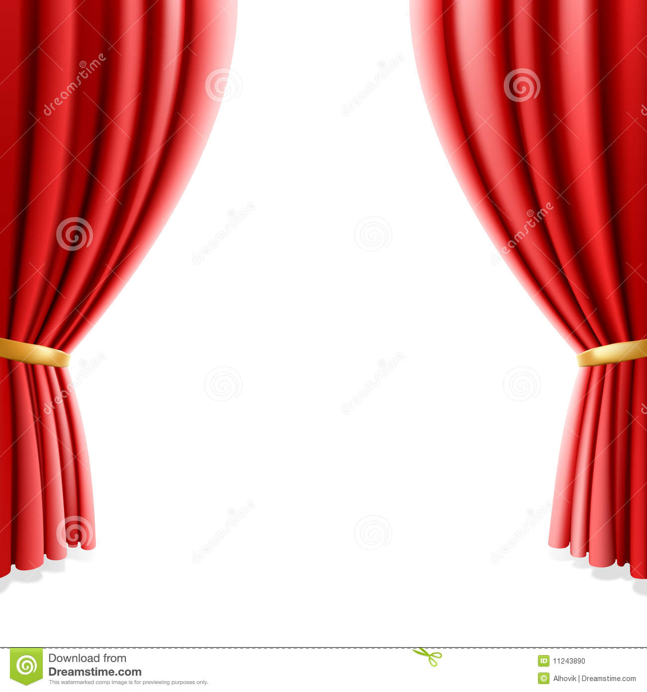 Cheap black stage curtains - Stage Curtain Border Black And White Theater Stock Illustrations