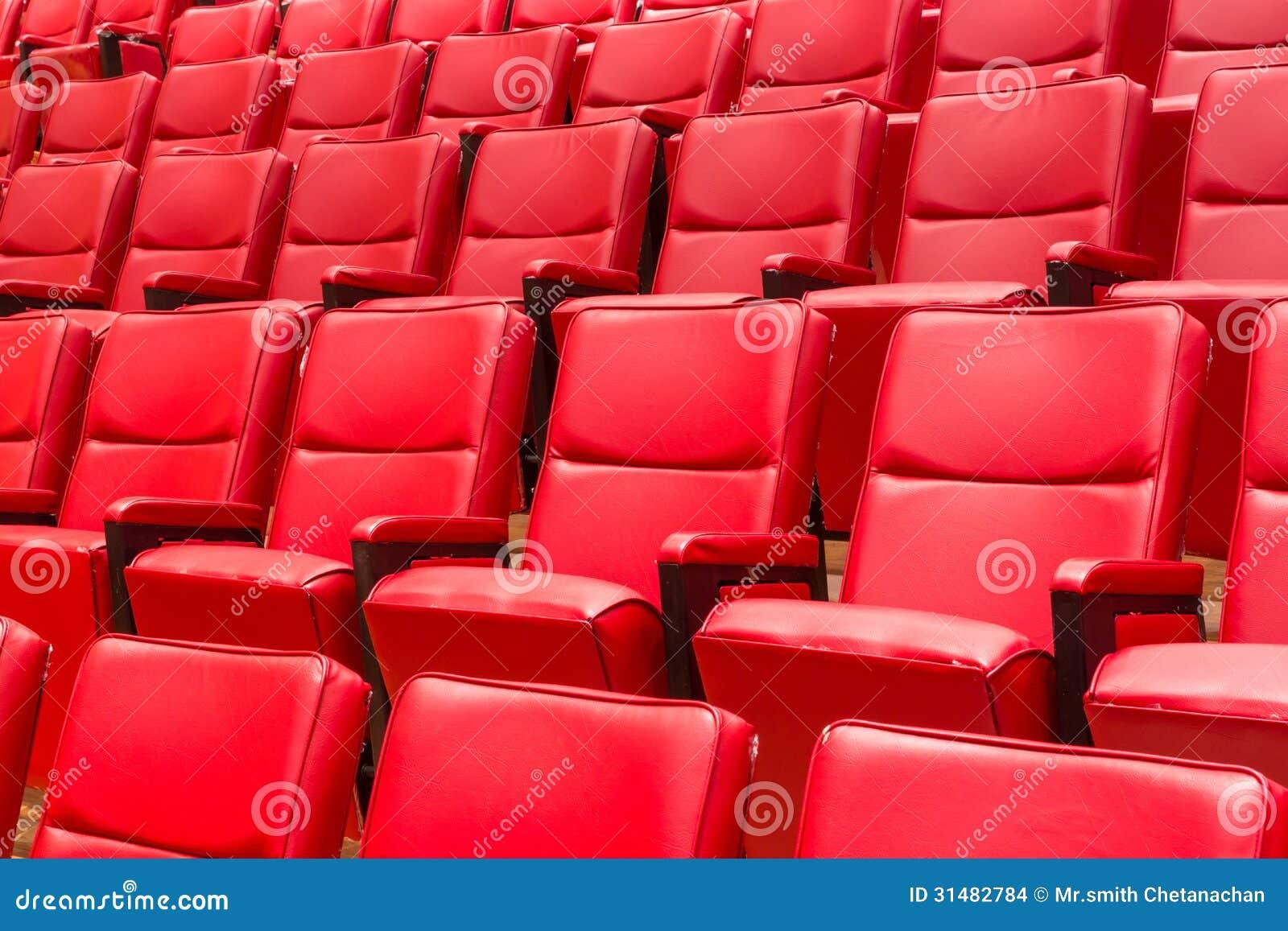 Theatre Chair Stock Image Cartoondealer Com 1288783