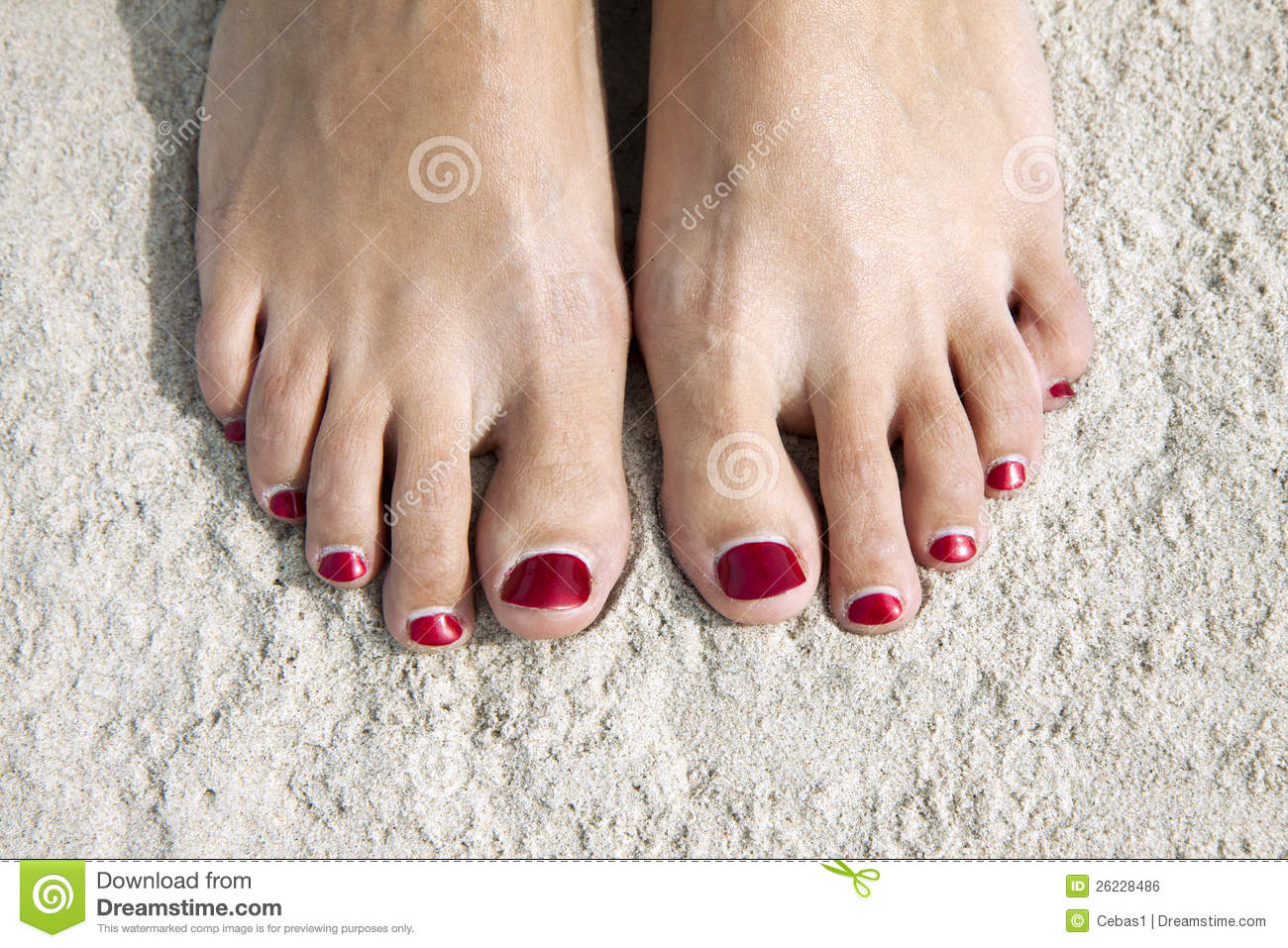 Toenails Stock Photos - Royalty Free Images - Dreamstime
