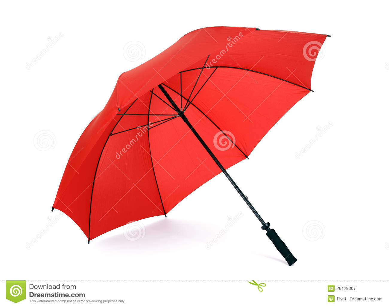 Red umbrella royalty free stock photography image 26128307 - Paraplu balances ...