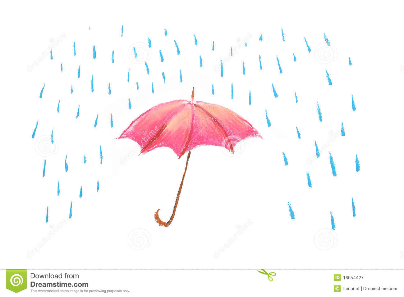 red umbrella illustration stock illustration illustration clip art rain or shine clip art rainbow bridge
