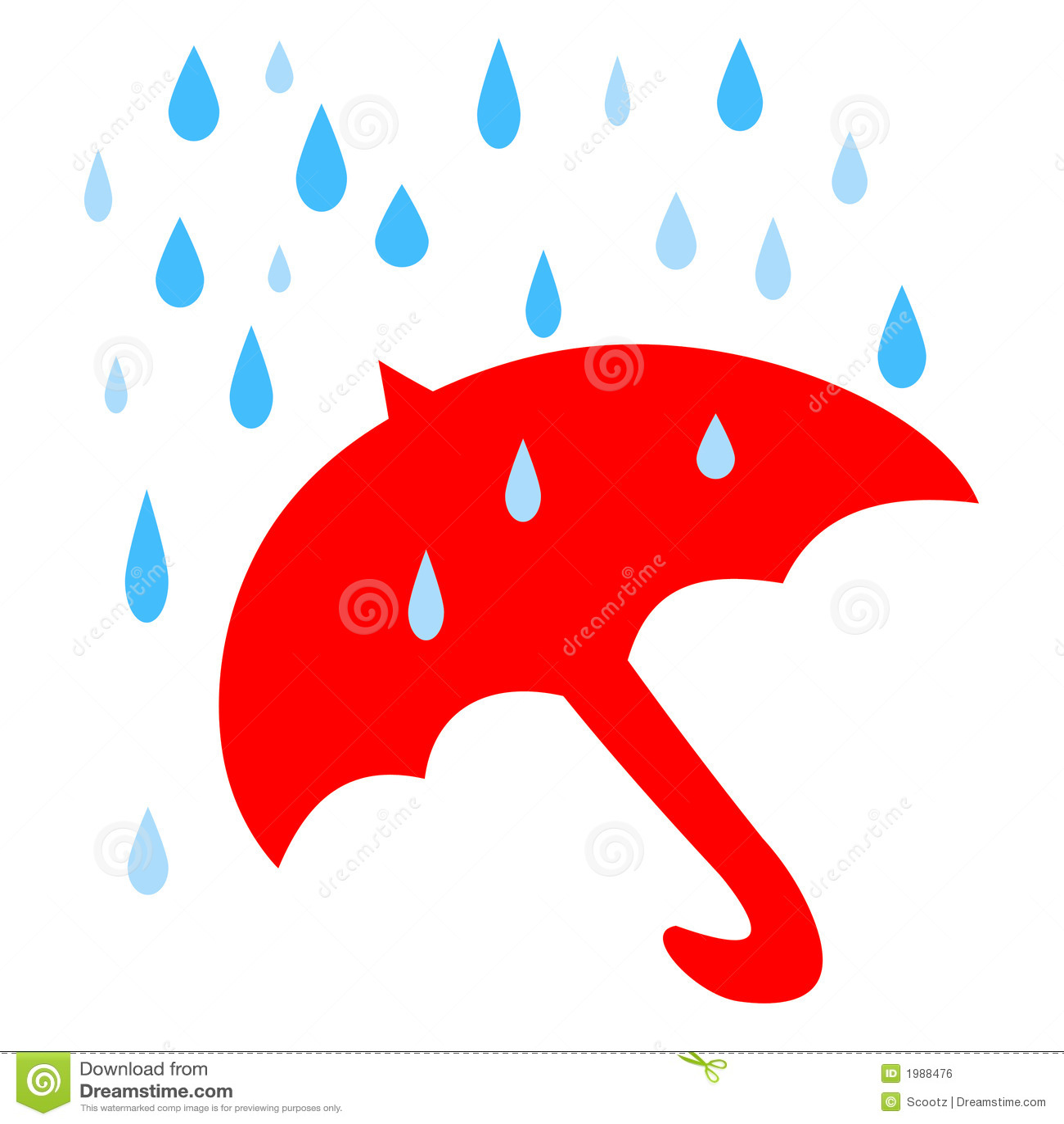 Rain Umbrella Clip Art Red umbrella rain Rain Umbrella Background