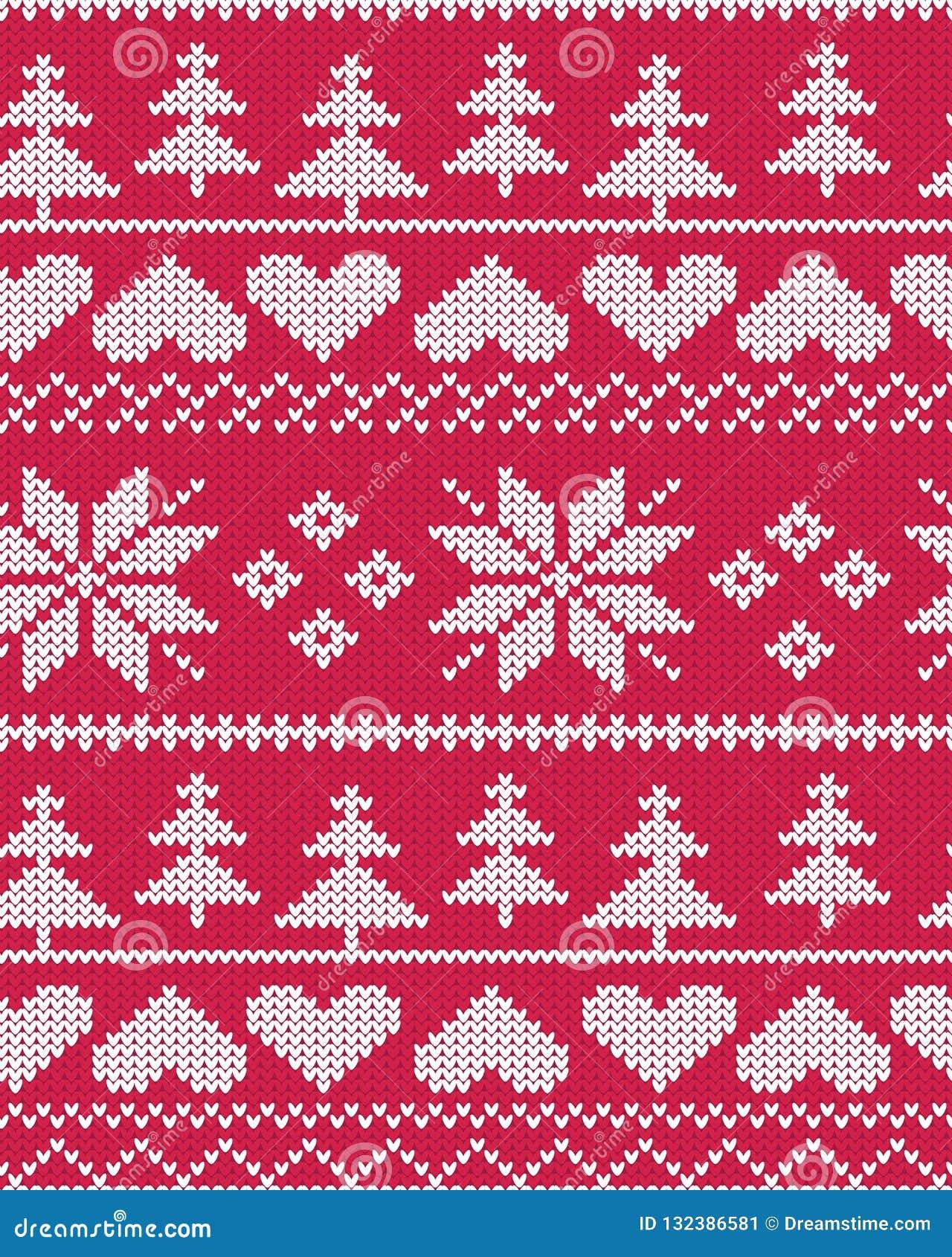 6ff7a87b8c7b1e Red vector fair isle christmas pattern stock vector illustration jpg  1280x1689 Red fair isle pattern