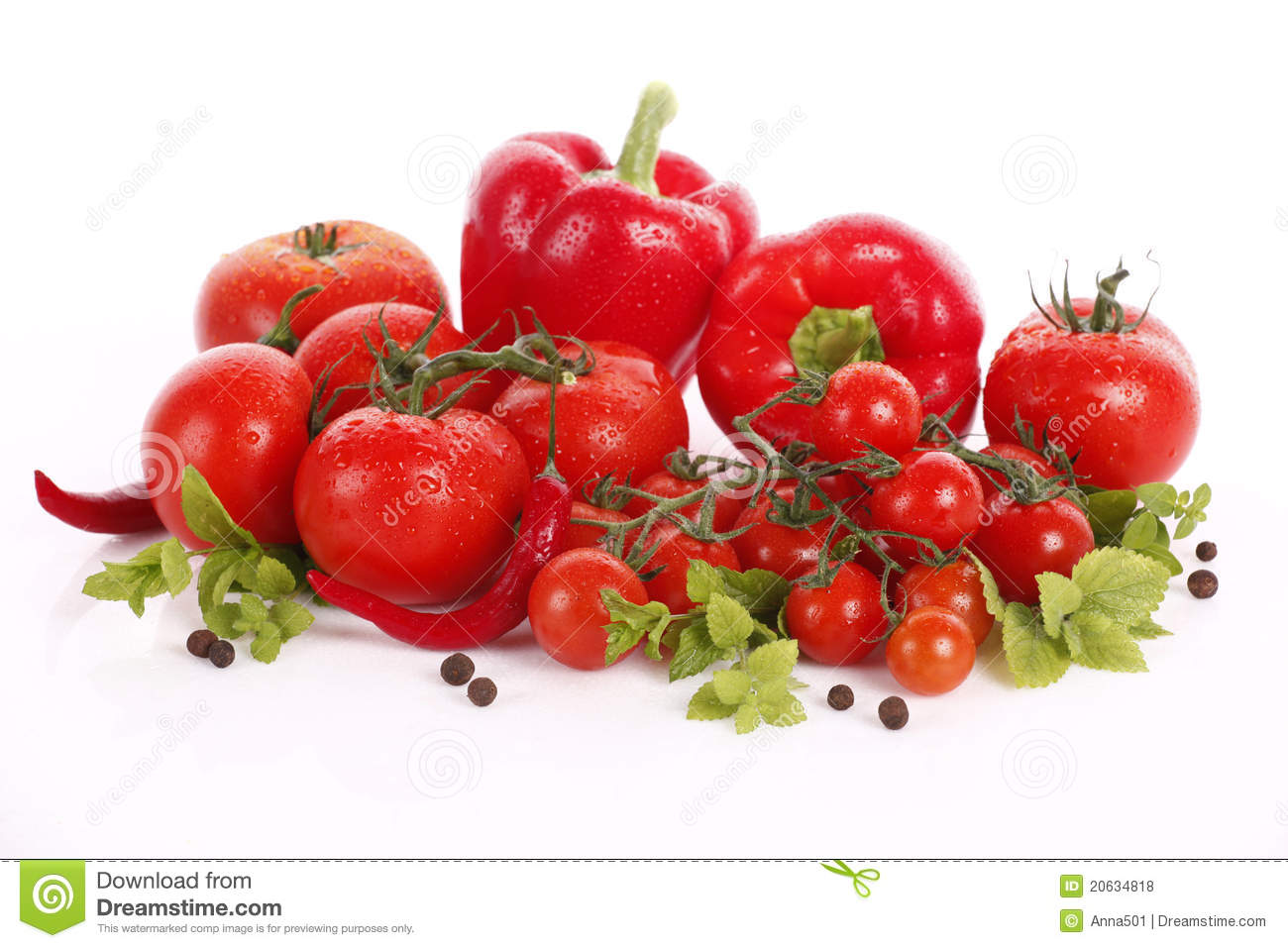 Red Vegetables Royalty Free Stock Photos - Image: 20634818