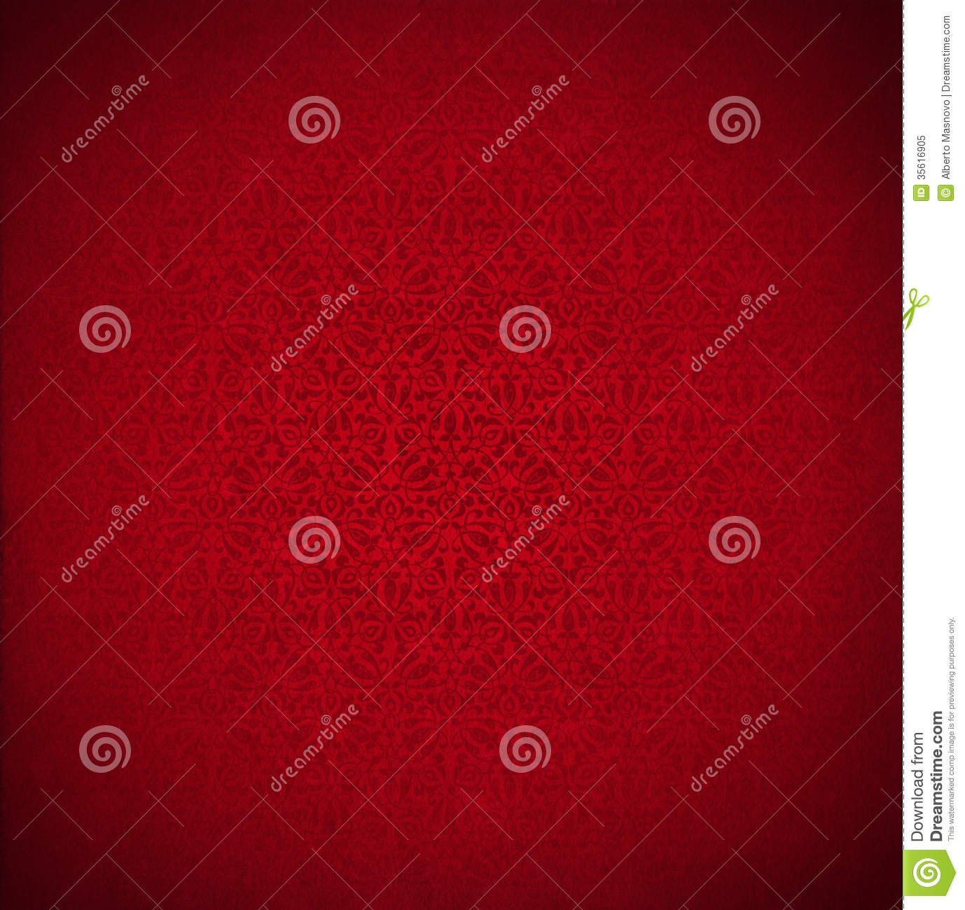 background floral ornate red template texture velvet
