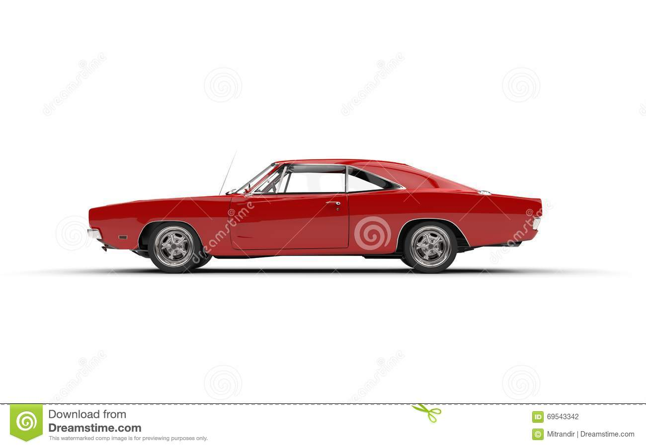 car side view royaltyfree stock image cartoondealercom