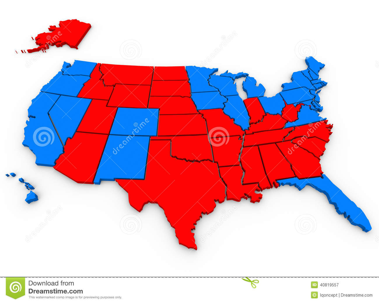 Best Ideas About  Presidential Election Map On Pinterest - Us map red blue states 2012