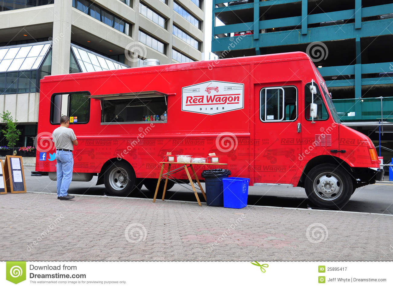 Meat Wagon Food Truck