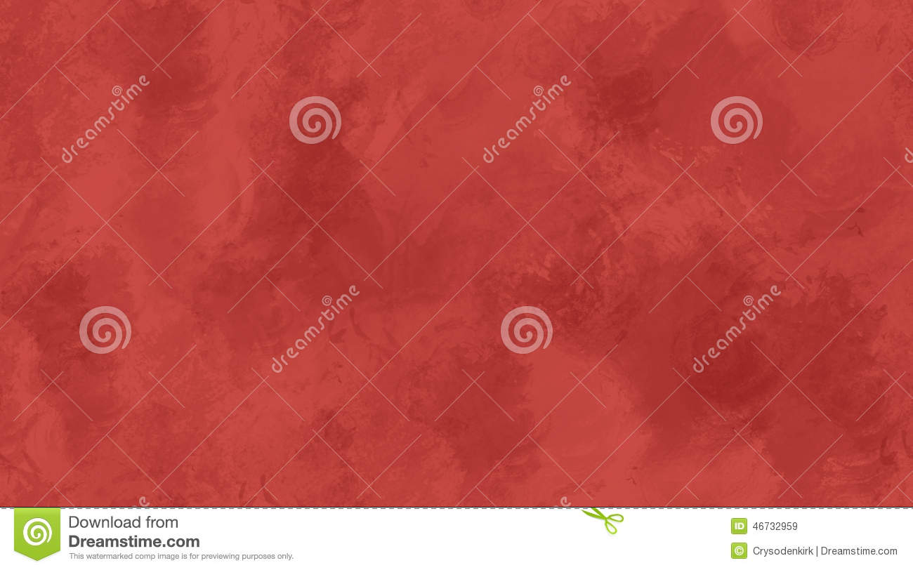 Red Watercolor Background Seamless Tile Texture