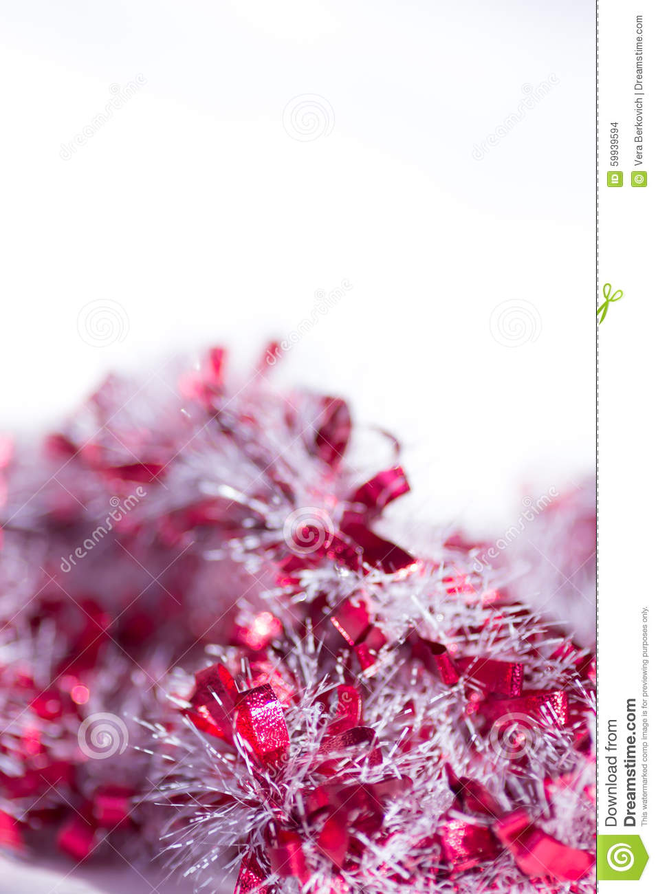 Red and white abstract christmas decoration background for Abstract decoration