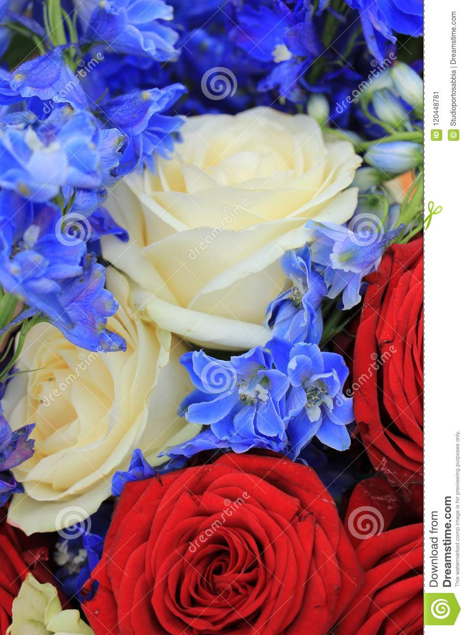 Red white and blue wedding flowers stock image image of rose download red white and blue wedding flowers stock image image of rose bouquet mightylinksfo