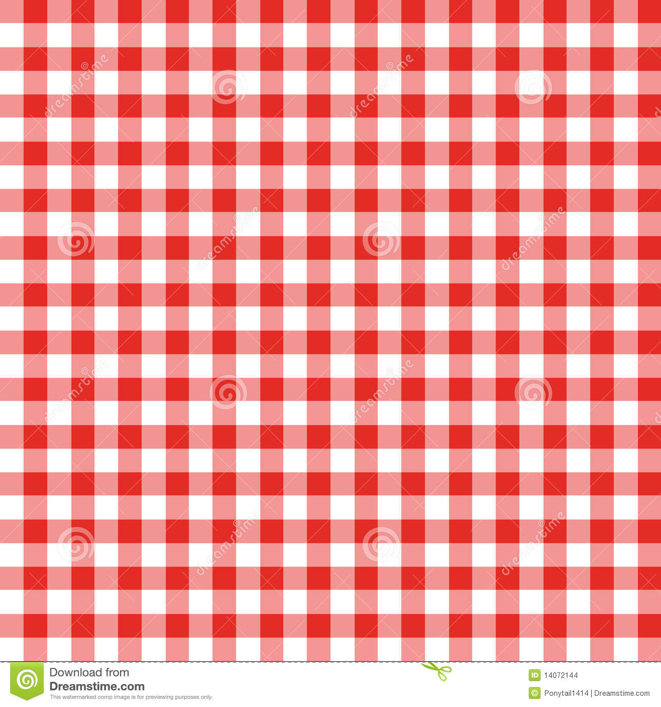 Red and white checkered fabric stock images image 14072144 for Red check wallpaper