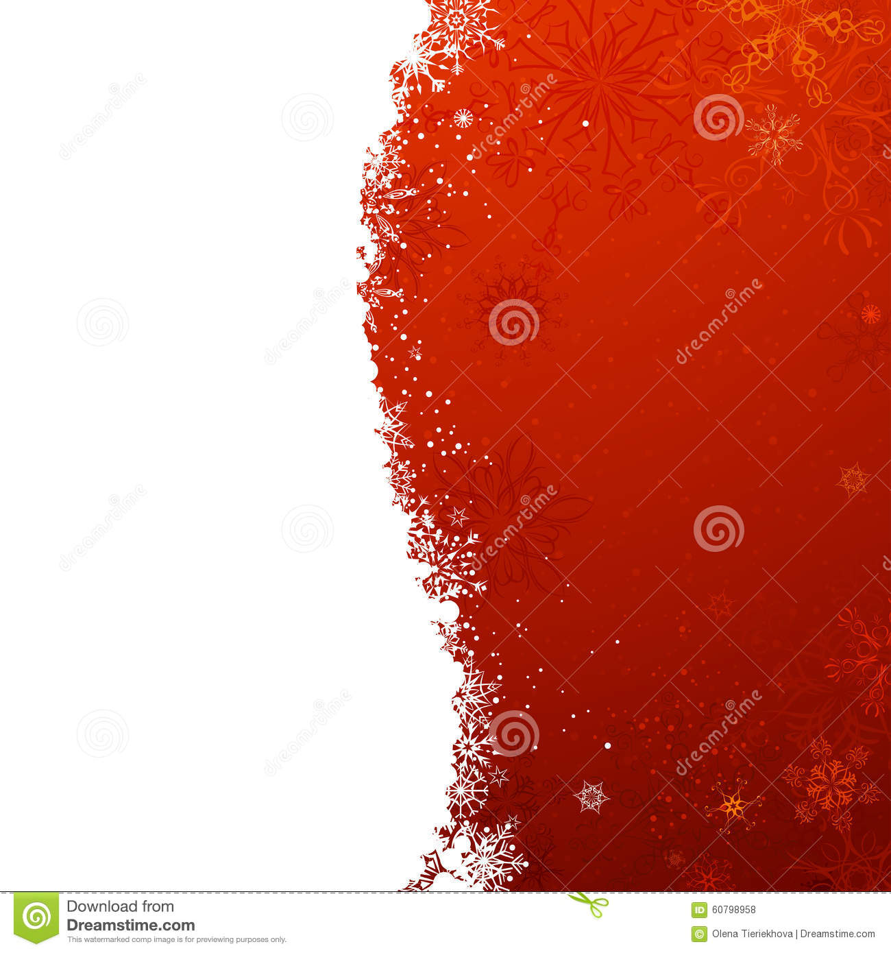 Red and white christmas background stock vector image for Christmas red and white